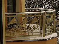 Балкон 335