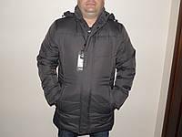 Куртка пуховик мужской.
