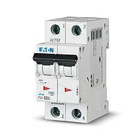 Автоматический выключатель PL4-C40/2 EATON, фото 1