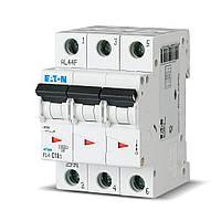 Автоматический выключатель PL4-C63/3 EATON, фото 1