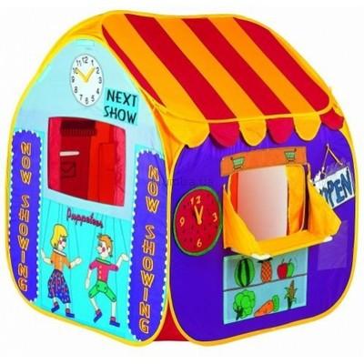 Домики-палатки игровые