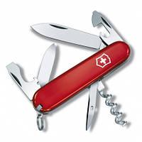 Нож швейцарский Victorinox Swiss Armi Tourist красный