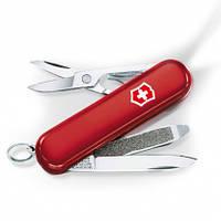 Нож швейцарский Victorinox SwissLite красный