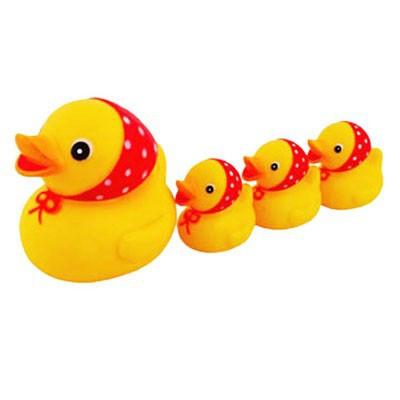 Игрушки для купания и игр с водой