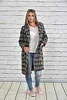 Демисезонное женское пальто большого размера Индивидуальный пошив