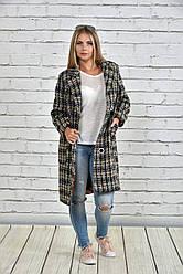 Демисезонное женское пальто большого размера  Разные цвета Индивидуальный пошив