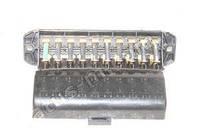 Блок предохранителей ВАЗ 2101-06, ГАЗ 24010, ГАЗ 3102, КАМАЗ, ЛиАЗ, МАЗ (с/о)  (производство Авто-Электрика)
