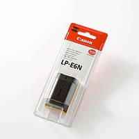 Аккумулятор для фотоаппаратов CANON 80D, 6D Mark II, 7D Mark II, 5D Mark IV - LP-E6N