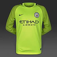 Футбольная форма 2016-2017 Манчестер Сити (Manchester City ) вратарская