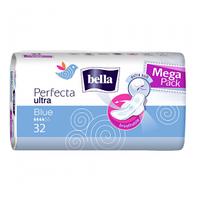 BELLA Perfecta Ultra Blue soft прокладки женские 32штук