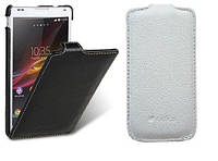 Чехол для Sony Xperia ZL L35h C6503 - Melkco Jacka leather case