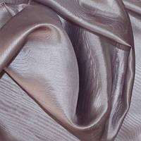 Тюль Микровуаль Семия сизый, однотонная + высококачественный пошив