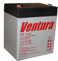 Аккумуляторные свинцово-кислотные батареи Ventura GP 12-5