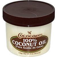 Кокосовое масло первого отжима Cococare 100% Coconut Oil