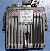Блок управления двигателем ( ЭБУ )RenaultClio III 1.5dCi2005-2012Delphi 12V, R0410B034A, 81153C, 84481747