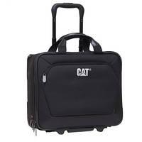 """Бизнес-сумка на колесах с защищенным отделом для ноутбука (15,6"""") и большим органайзером CAT 82949"""