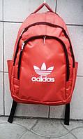 Рюкзак школьный красный Adidas , фото 1