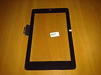 Тач панель к планшету Asus Nexus 7 google ME370 (41.1700404.204) черная