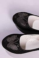 Модные туфли в бабочку