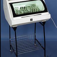 УФ камера ПАНМЕД-1С (средняя) с металлической крышкой для хранения стерильного инструмента