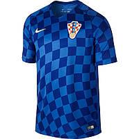 Футбольная форма Cб. Хорватии ЧЕ 2016 выездная