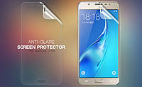 Защитная пленка Nillkin для Samsung J710H Galaxy J7 2016(самсунг гэлэкси джи 7 2016) матовая