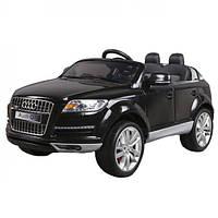 Электромобиль Bambi Audi Q7 EBLRS-2 Черный (Кожа)