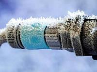 Кабель c (термоограничителем) 12 м. для защиты труб от замерзания