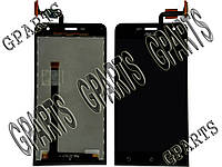Модуль (тачскрин + экран в сборе) для смартфона Asus T00K ZenFone 5 Lite A502CG, 5'', (TTDR050005-FP