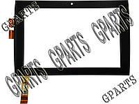 Тачскрин (сенсорный экран, сенсор) для планшета Asus Eee Pad Slider SL101, 10.1'', (AS-0A1S v1.1 AS-