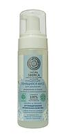 Очищающий пенящийся мусс для лица Natura Siberica для жирной и комбинированной кожи,150 мл