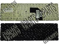 Клавиатура для HP G6-2000 - чёрная без рамки