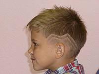 Детская стрижка (дети до 7 лет)