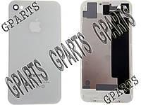 Задняя панель корпуса для Apple iPhone 4s, белый