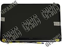 Верхняя часть корпуса в сборе (тачскрин + экран + крышка с петлями) для ноутбука Dell XPS 13 L322x