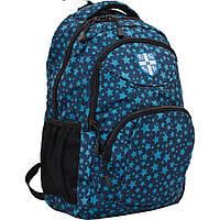 """Рюкзак подростковый CA011 """"Cambridge"""", синий"""