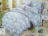 Набор хлопкового постельного белья евро East Comfort