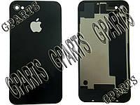 Задняя панель корпуса для Apple iPhone 4s, черный