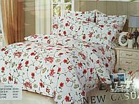 Комплект красивого постельного белья евро East Comfort