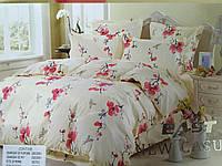 Набор красивого постельного белья евро East Comfort