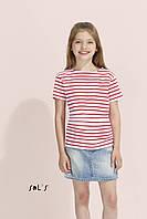 Детская футболка  Sols Miles Kids, фото 1