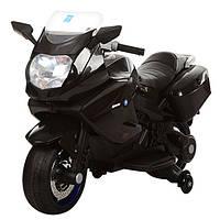 Электромобиль-мотоцикл Bambi M 3208EL-2 Черный