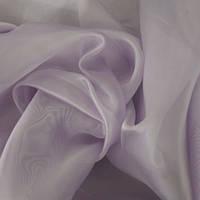Тюль Микровуаль Семия сирень, однотонная + высококачественный пошив