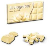 Шоколад белый Schogetten White Chocolate 100 г