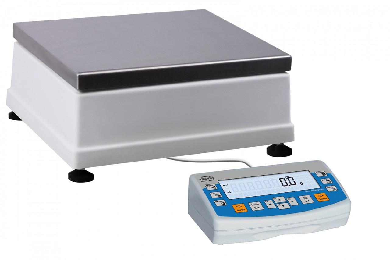 Весы лабораторные настольные Radwag APP 25.R2