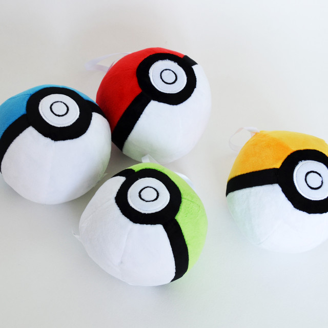 Мячики pokeball