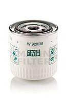 Масляный фильтр Mann-Filter на Renault Kangoo