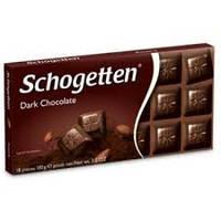 Шоколад черный Schogеtten Dark Chocolate 100 г