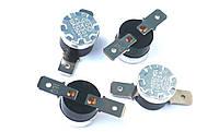 KSD301 160°С NO 10А — восстанавливающийся термовключатель типа KSD301 (KSD-F01), нормально-открытый, 250В WBHL