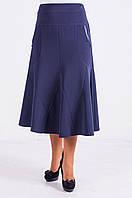 Женская юбка годе, большой размер, фото 1